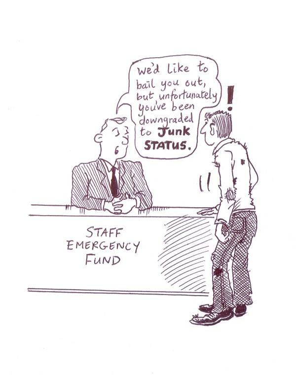 Funds raided image