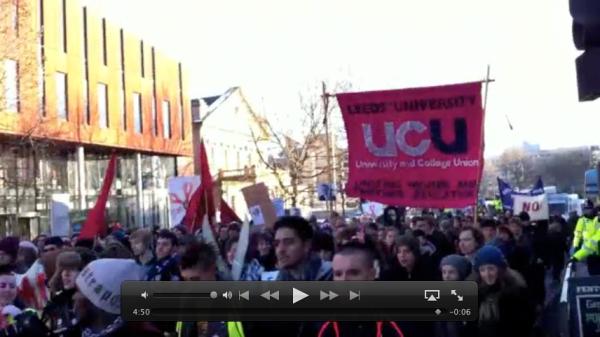 Leeds March 8 December 2010