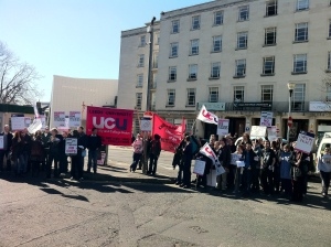 University of Leeds strike
